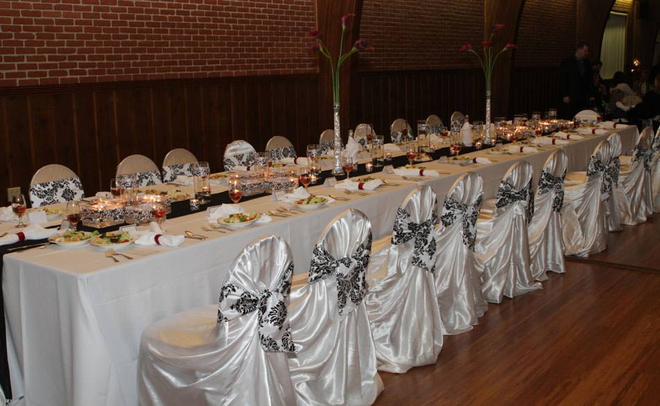 pics photos banquet hall decorations for weddings pictures