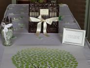 Wedding Decorations at Laube Hall in Freeport